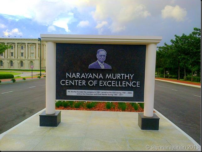 narayana murthy leadership style